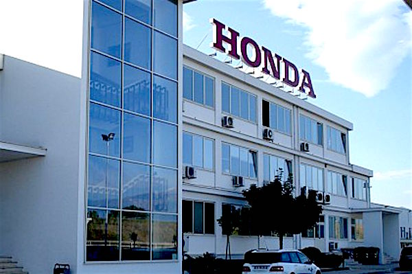 Atessa Honda Italia Produzione In Crescita Ora Lazienda Investa