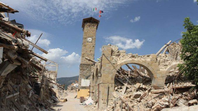 Terremoto L Aquila E Centro Italia Crimi Per Ricostruzione
